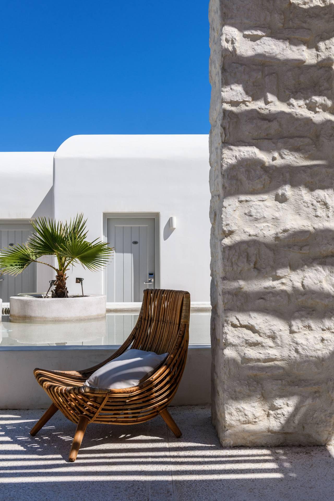poseidon suites mykonos